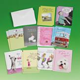 Assorted Birthday Cards with Jokes - Set of 20