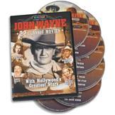 John Wayne: 22 Classic Movies - 6-DVD Set