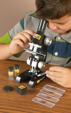 Illuminated Microscope Kit