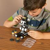 Illuminated Microscope Kit