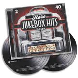 Rare Jukebox Hits of the 60's - 2-CD Set