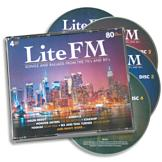 Lite FM: Songs and Ballads from the '70s and '80s - 4-CD Set