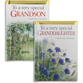 To a Very Special Grandchild Book - Each