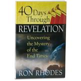 40 Days Through Revelation - Ron Rhodes
