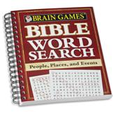 Brain Games Bible Word Search Book