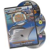 World Cruise Journeys - 3-DVD Set