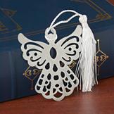 Angel Bookmark with Tassel