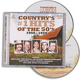 Country Hits of the 50's - 2-CD Set