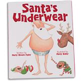 Santa's Underwear Book