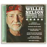 Willie Nelson: Greatest Hits Live CD