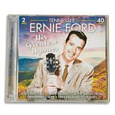 Tennessee Ernie Ford: His Greatest Hymns - 2-CD Set