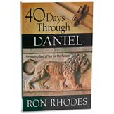 40 Days Through Daniel - Ron Rhodes