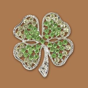 Lucky Clover Pin