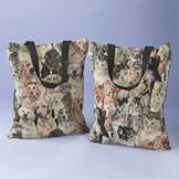 Pet-Themed Tapestry Bag