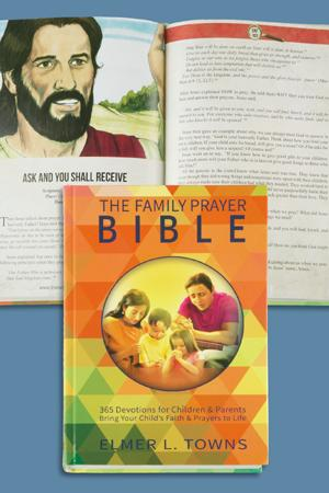 The Family Prayer Bible - Elmer L. Towns