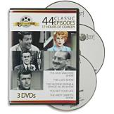 Classic Comedy Episodes - 3-DVD Set