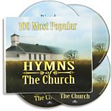 100 Most Popular Hymns of the Church - 4-CD Set