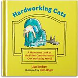 Hardworking Cats Book