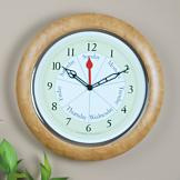 Day-of-the-Week Wall Clock