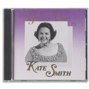 The Golden Voice of Kate Smith CD