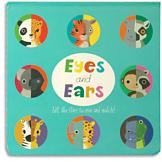Eyes and Ears Split-Page Book