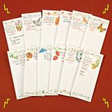 Scripture-Inspired Notepads - Set of 12