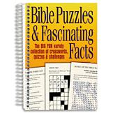 Bible Puzzles and Fascinating Facts Book