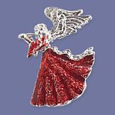 Herald Angel Pin