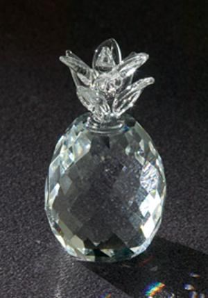 Crystal Pineapple Figurine