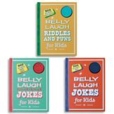 Belly Laugh Riddles and Puns Book