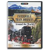 Incredible Train Journeys - 3-DVD Set