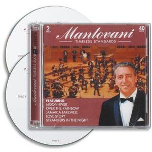 Mantovani: Timeless Standards - 2-CD Set