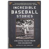 Incredible Baseball Stories Book