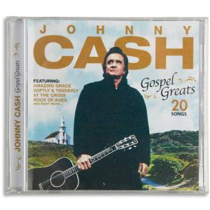 Johnny Cash: Gospel Greats CD