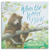 When the Wind Blew - Petra Brown