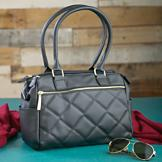 Chic-Quilted Handbag