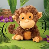 Crackin' Up Coco Monkey Plush