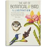 The Art of Botanical and Bird Illustration Book