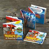 Noah's Ark of Amazing Animals Board Book