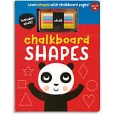 Chalkboard Shapes Book