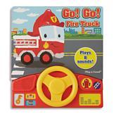 Play-a-Sound Go! Go! Fire Truck Book