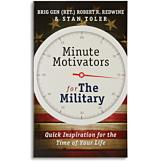 Minute Motivators for the Military Book
