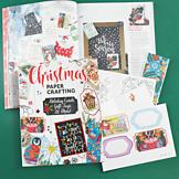Christmas Paper Crafting Book