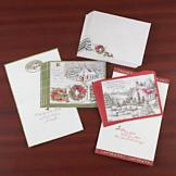 Little Church Christmas Card Set