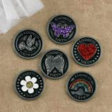 Kindness Tokens - Set of 6