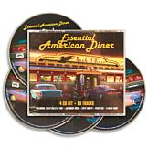 Essential American Diner - 4-CD Set