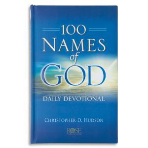 100 Names of God - Christopher D. Hudson