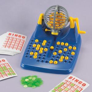 Classic Bingo Game