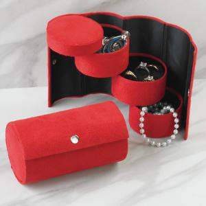 Compact Travel Jewelry Organizer