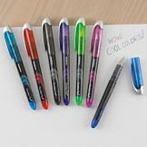 Colored Fountain Pens - Set of 7